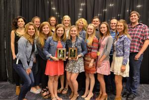 2015 UW-Madison student marketing team